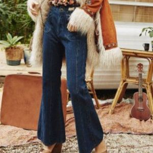 NWT Spell & the gypsy collective Boulevard jeans